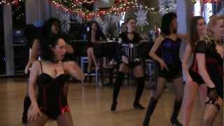 Baixar Cheryl Burke Dance Studio, Ladies of Burlesque, December 2012