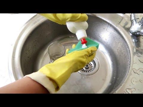 Как приготовить средство для мытья посуды в домашних условиях