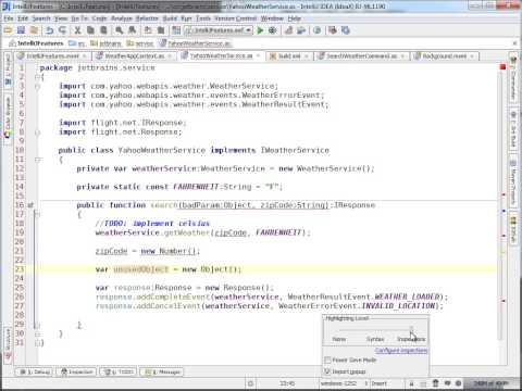 Inspect Code: Ignore File Errors (IntelliJ IDEA) - YouTube