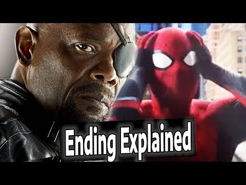 Spider-Man Far From Home Ending Explained & MCU Phase 4 Impact