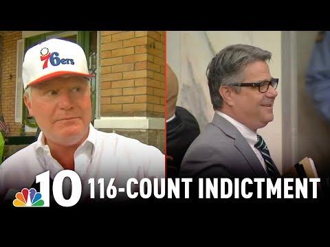 "IBEW Union Leader John ""Johnny Doc"" Dougherty, Philly Councilman Bobby Henon Indicted"
