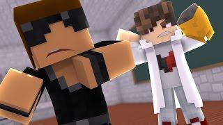 Angry Teacher! | Minecraft School [S8: Ep.2 Minecraft Roleplay Adventure]