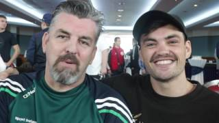 TYRONE McKENNA ON MICHAEL CONLAN TURNING PRO, VERBAL BEEF WITH SEAN CREAGH & MOVIE THE MIGHTY CELT