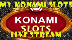 Best Slots On My Konami Live Stream