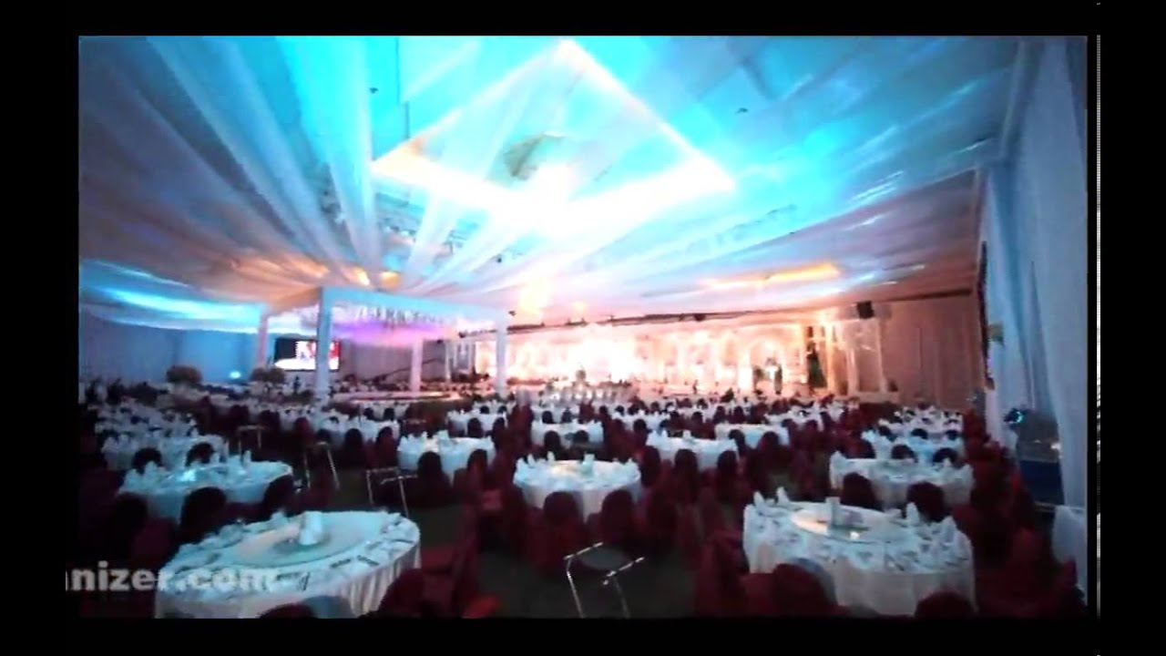 Five Stars Wedding Organizer Surabaya Garden Themed At Imperial Ballroom 1