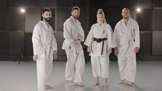 Karate with Anne-Marie [Episode 10: Rudimental]