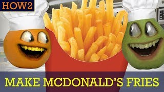 HOW2: How to Make McDonald's Fries