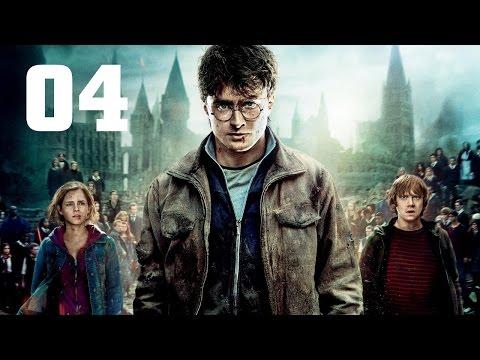 Гарри Поттер и Дары Смерти Часть 2 ep. 04 Битва с Волан-де-Мортом