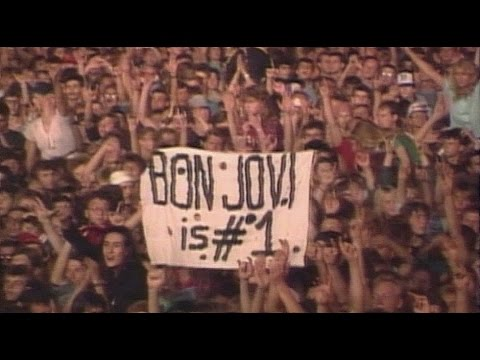 Bon Jovi - Slippery On The Road (Live 30th Anniversary Edition)