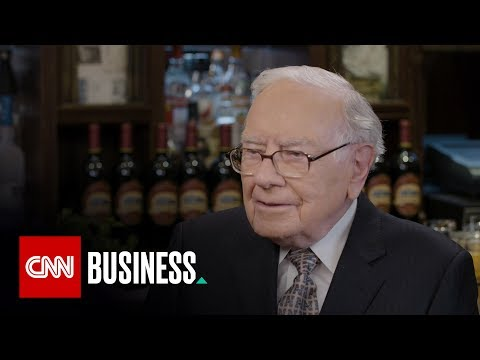 Warren Buffett: I'm not worried about America's future