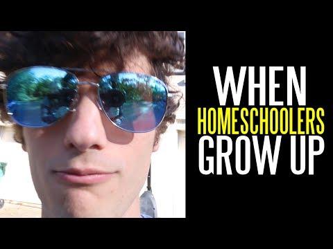 When Homeschoolers Grow Up