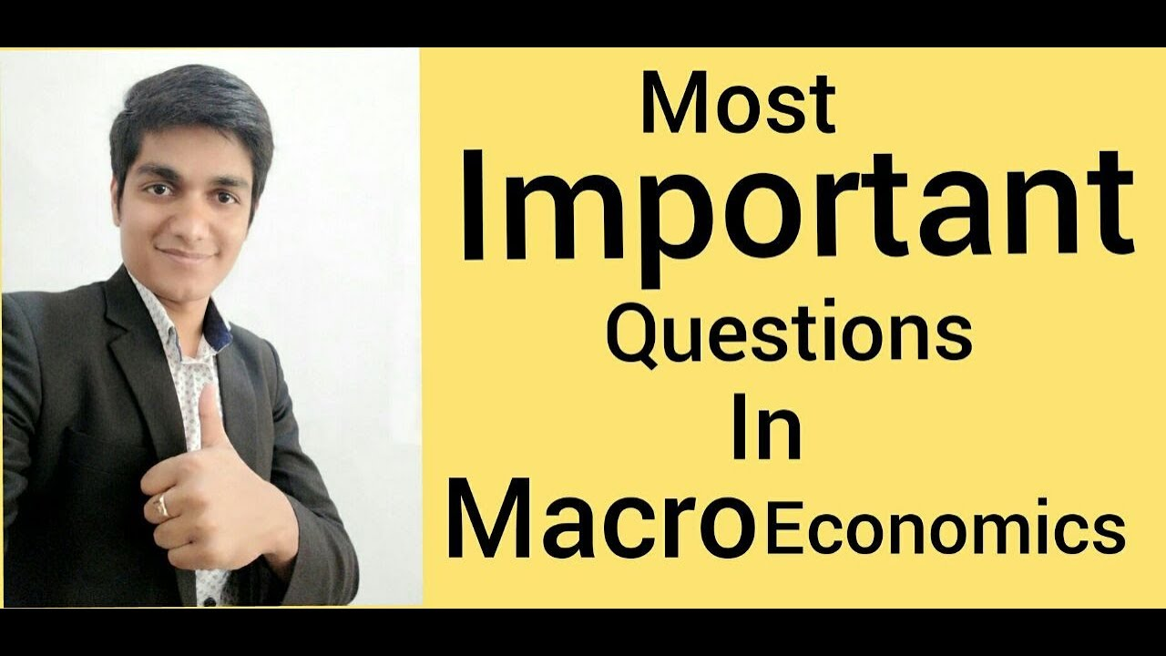macro questions And macroeconomics test item file, volumes i, ii, and iii volume 1 of the microeconomics test item file con-tains questions from chapters 1 through 7 volume 2.
