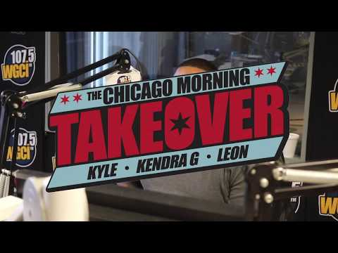Jaz-O interview on The Morning Takeover 107.5 WGCI Chicago