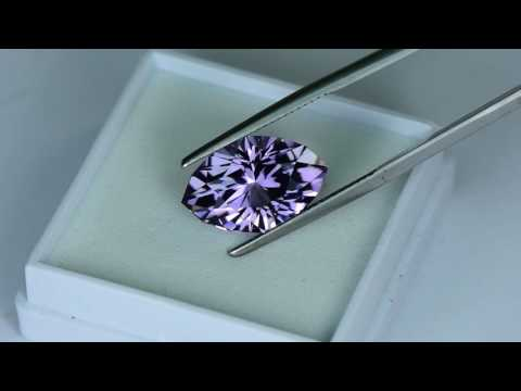 8.78ct rose de france Amethyst