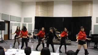 2017载歌在谷春晚预审--天天-团体舞蹈(hiphop Dance)