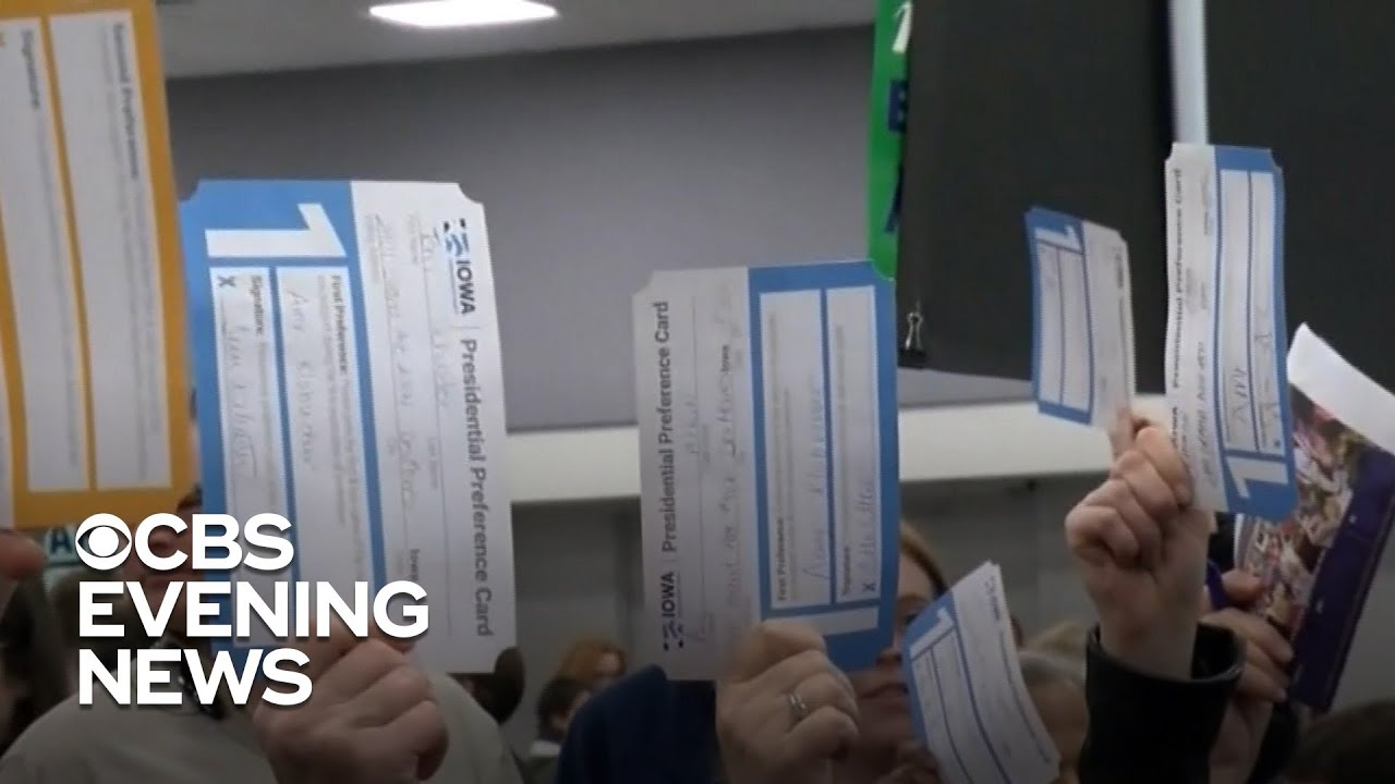 DNC chair calls for recanvass, Bernie claims victory  but still no ...