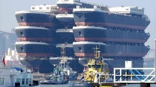 Big Oversize Loads, Loading Beavy Equipment, Biggest Truck In The World