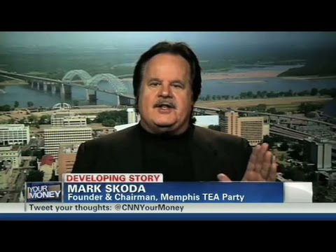 Tea party view of debt ceiling fight
