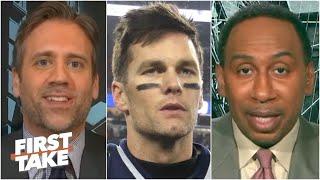First Take debates whether Tom Brady is still a deep-ball threat