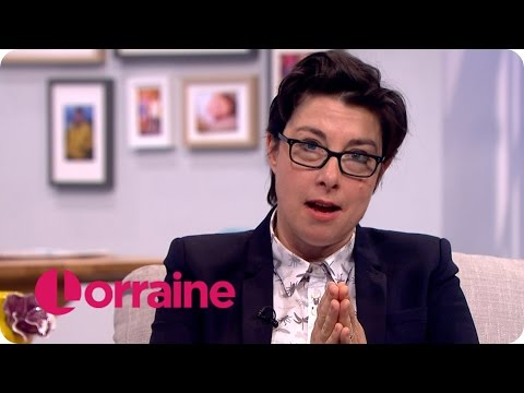 Sue Perkins Explains Her Brain Tumour | Lorraine
