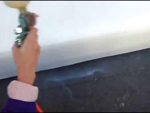 limpieza y pintado de sala de piel - youtube - Pintura Para Salas De Piel