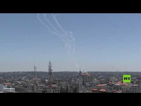 كتائب القسام توجه ضربة صاروخية لتل أبيب بعشرات الصواريخ -ردا على مجزرة مخيم الشاطئ-  - نشر قبل 5 ساعة