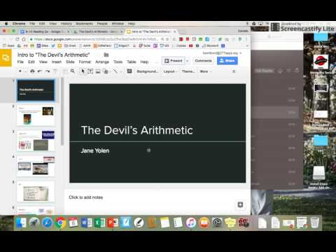 The Devil's Arithmetic Chapter 9
