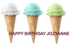JozyAnne   Ice Cream & Helados