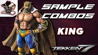 Tekken 7: King - Staple Combos