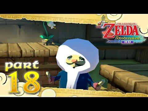The Legend of Zelda: The Wind Waker HD - Part 18 - Spreading Joy