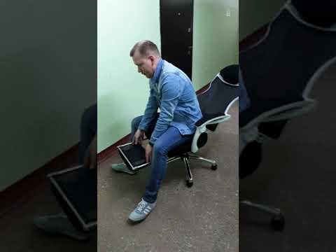 Кресло офисное 007 white