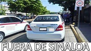 UBER en Sinaloa