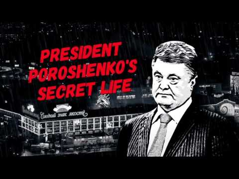 President Poroshenko's Secret Offshore Deals, Revealed