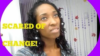 Vlog 143: I have fear of change phobia!