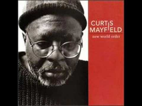 Curtis Mayfield  Here But Im Gone