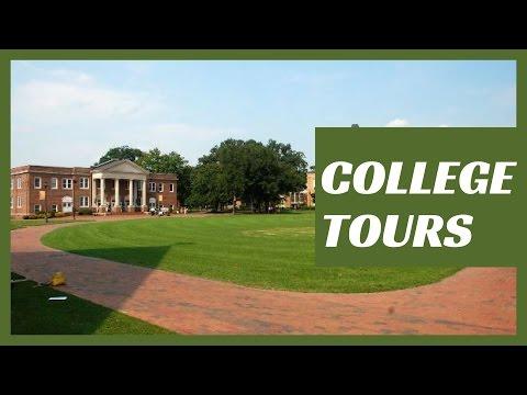 Campbell University College Tour!   Vlog