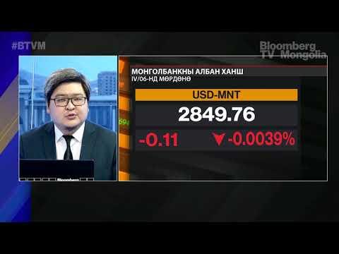 Монголбанк 22 сая ам.доллар валютын захад нийлүүллээ