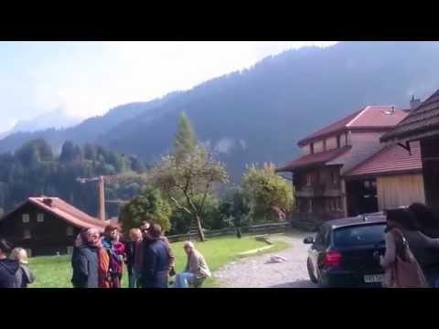 Vol Avec Swisshélicopter, Charmey,Gruyères ,2015