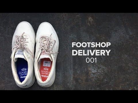 Footshop Delivery 001 - 30. 1. 2016: Rebook Ventilator, Air Jordan 5 Retro Low, adidas NMD