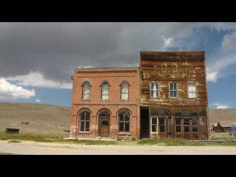 Bodie, California: Best Ghost Town In The West!