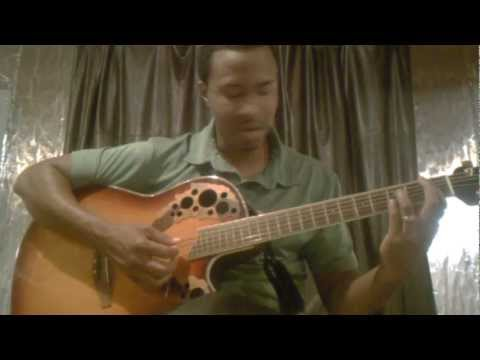 Hello Fear Acoustic Tutorial Kirk Franklin