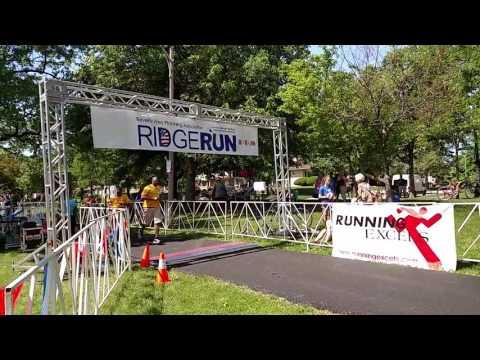 2016 Ridge Run with Clissold Elementary School