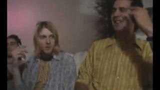 Nirvana Interview Rare MTV 1994