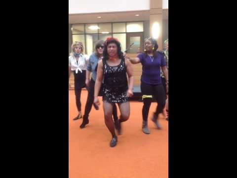 Cornell College Faculty/Staff (No) Talent Show 2014