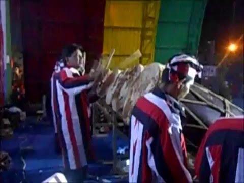 Mandailing Etchnic Traditional Percussion. Godang Sembilan GADING RAJA Tebing Tinggi