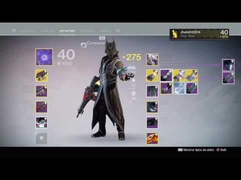 Destiny Full Taken Armor & Reacciones Epicas!!