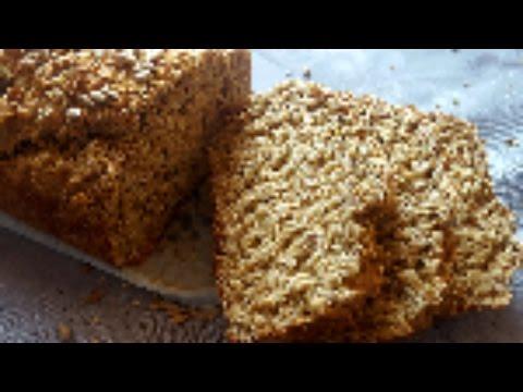 طريقة عمل خبز الريجيم الرائع recette pain complet