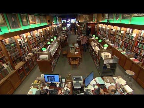 Argosy Book Store, Manhattan's hidden gem