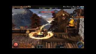 Chrono Blade Pt.8 Guardian Feldspar Quest Fail