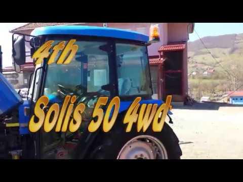 Novi Traktori-John Deere- Solis-YTO